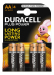 Duracell Plus Power AA -batterier (LR06)