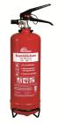 Nexa Brandsläckare Röd 2kg Pulver