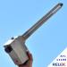 Elpatron 4-stegs 30-90°C med kontakter och 2h-spärr