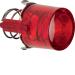 Berker Tryckknapp för lampa E10