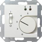 Gira System 55 Golvvärmetermostat