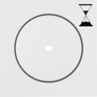 Berker S.1 Centrumplatta Elektrisk timer