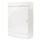 Kapsling IP40 utanpåliggande inkl. dörr