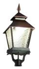 Westal Slottsgård Liten Stolparmatur LED