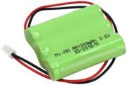 Malmbergs Reservbatteri 3,6V 1000mAh NiMH