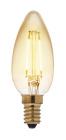 Airam LED Amber Kron E14 Dim