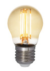 Airam LED Amber Klot E27 Dim