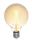 Airam LED Amber Glob E27 Dim