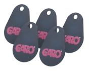Garo RFID Tagg 5-pack