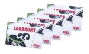 Garo RFID Laddkort 5-pack