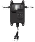 Vägguttag RobotProtector med överspänningsskydd
