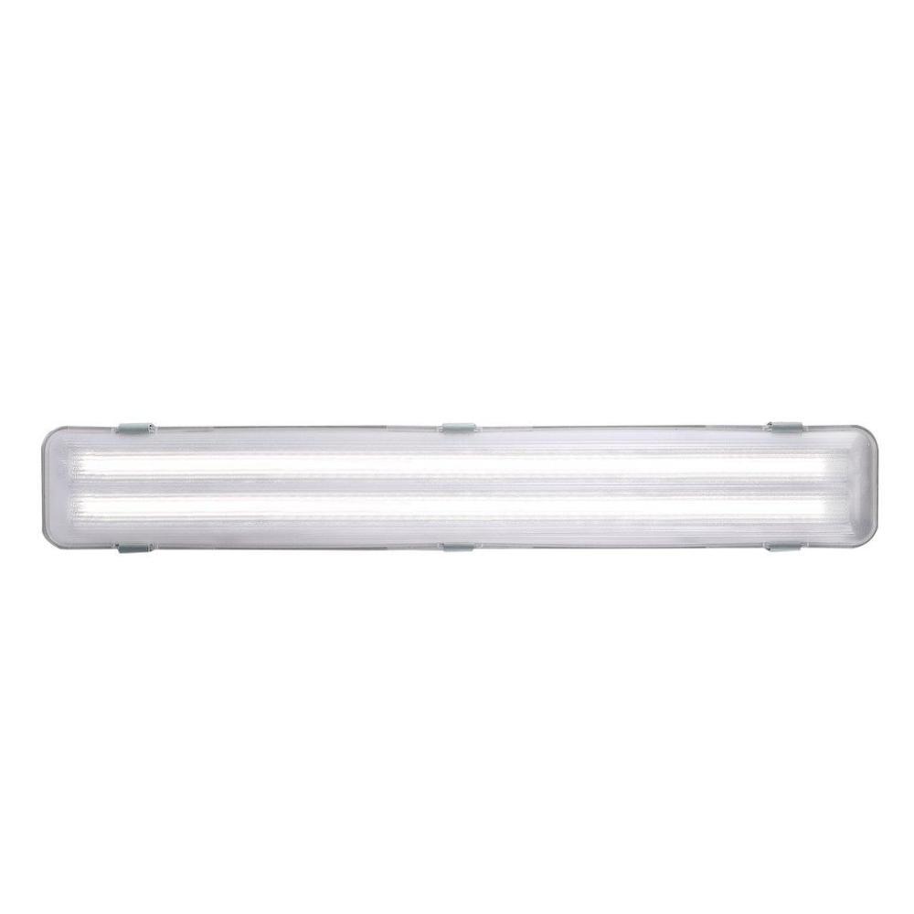 Populära Nordlux Works 2x9W LED Lysrörsarmatur DP-18