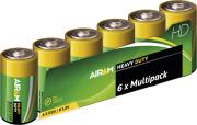 Airam HD Batteri R20 D 1,5V