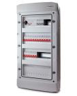 Rogy Central IP65 4-radig 48 moduler