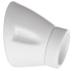 Porslinssockel Vinklad E27