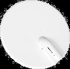 Doslock f�r Apparatdosor med kabelutlopp