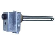 ELPATRON 2-STEGS 3-9kW, Rostfritt, 150mm inaktiv