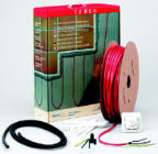Standardslingor T2R�d, inklusive termostat