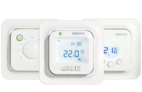 golvvärme termostat